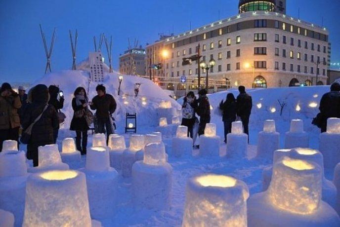 Otaru Snow Light Path Festival 2