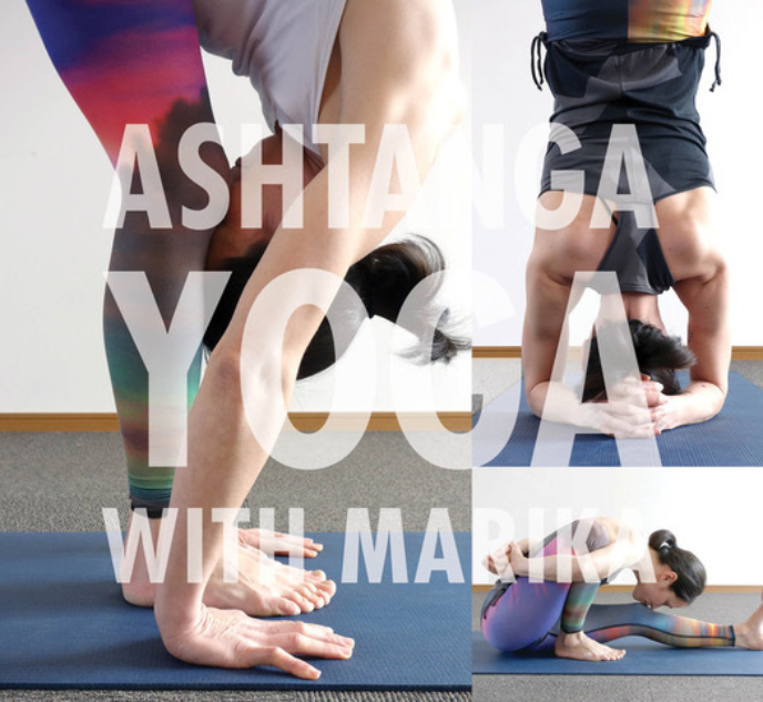 Guest Uploads Marika Ashtanga Yoga