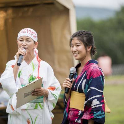 Hidde Hagemen Hirafu Matsuri 2016 Mcs In Yukata