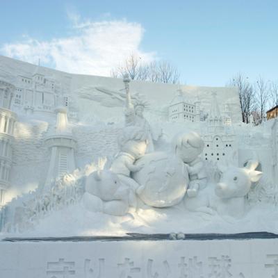 Sapporo Snow Festival4