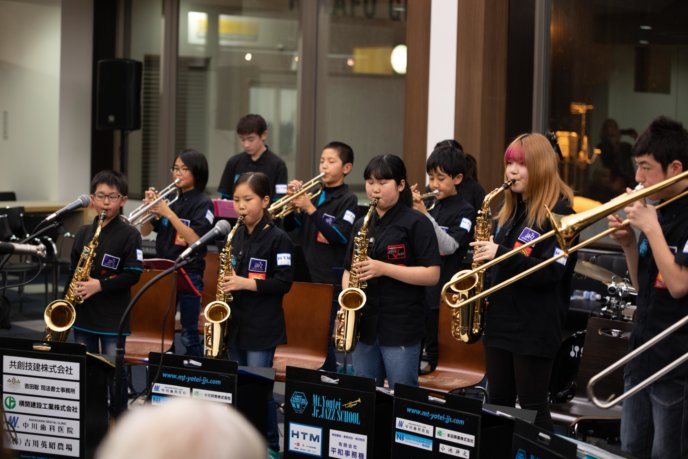 Jr Jazz Band Lr 9609