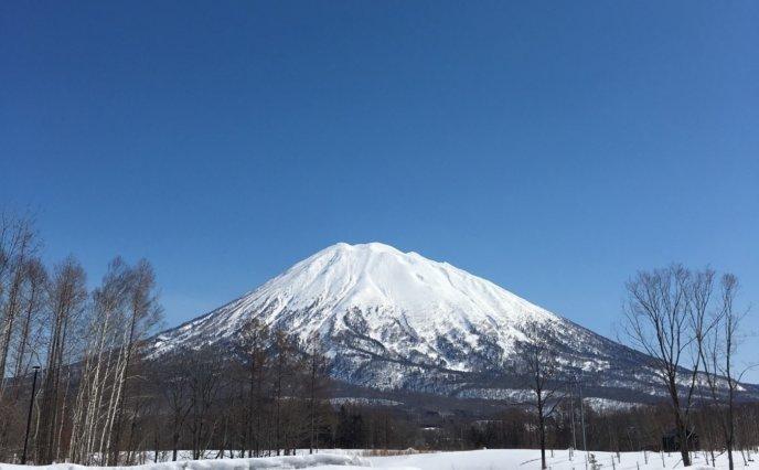 Niseko Mt Yotei In March 2017 Long Sideways1