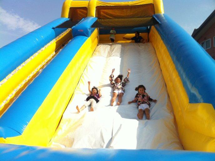 Screamer Slide