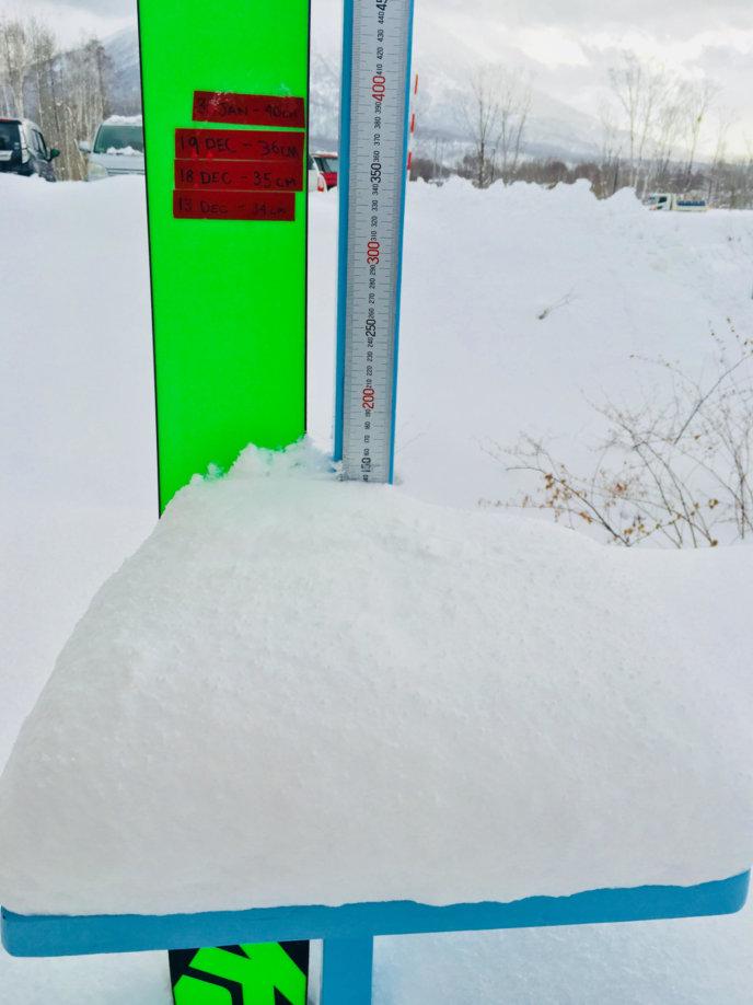 Snow Report 19 Dec2018