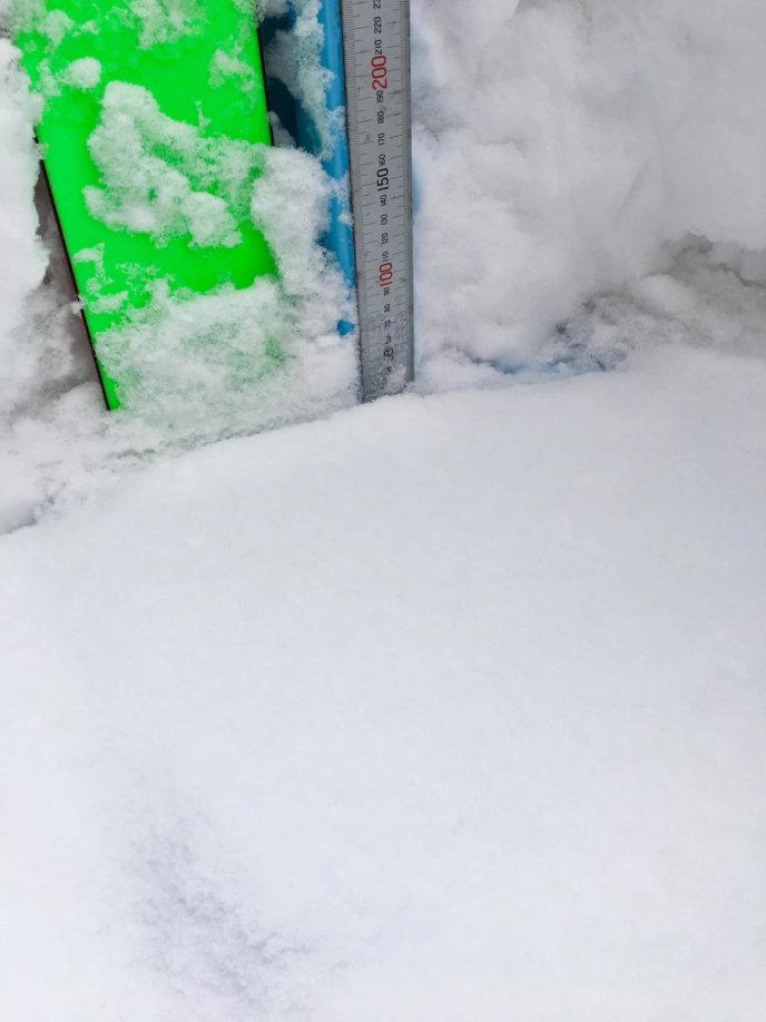 Snow Report 7 Feb2019