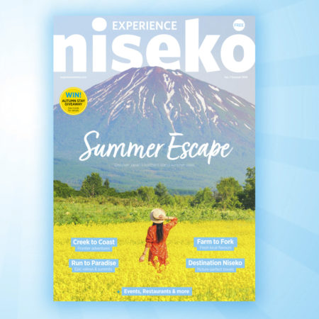 Experience Niseko Summer 2019 Magazine Out Now!