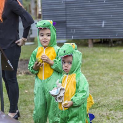 Dinosaur Costumes At Halloween 2016