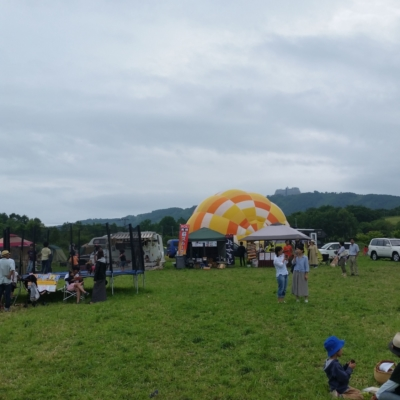 Love Toya 2016 Hot Air Balloon Stage 1