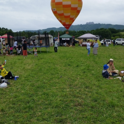 Love Toya 2016 Hot Air Balloon Stage 2