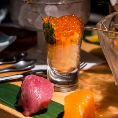 Niseko Sakura sushi