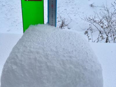 Snow Report 10 Dec2018