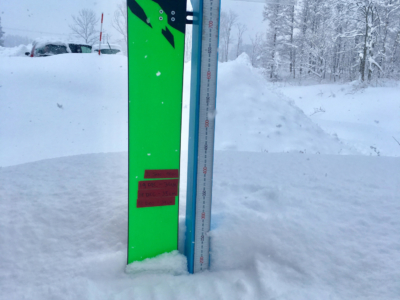 Snow Report 2 Jan2019