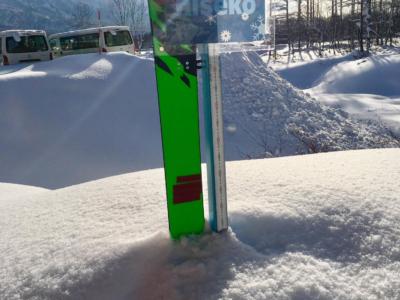 Snow Report 31 Dec2018