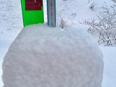 Snow Report 9 Dec2018