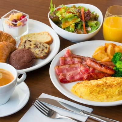 An Dining Breakfast Buffet 6