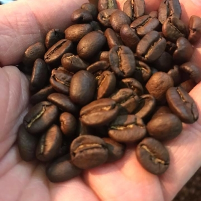 Green Farm Cafe Roasted Coffee Beans