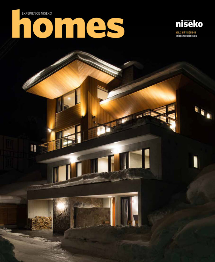 Experience Niseko Homes Vol 2 Cover