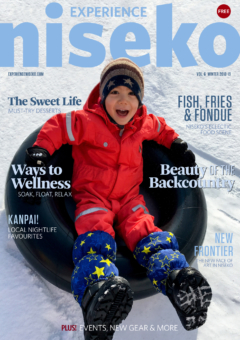 2945 Experience Niseko Vol 6 Cover